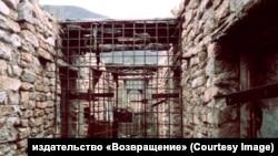 Камера в БУРе (барак усиленного режима), где сидел Семен Виленский ( поселок Ягодное, Колыма)