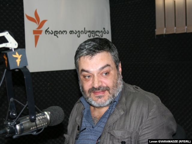 "Gaga Nizharadze: ""Now we are seeing a backlash"""
