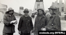 Уладзімер Караткевіч «салігорскі шахтар»