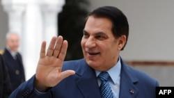 Former leader Ben Ali fled to Saudi Arabia