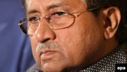 Former president Pervez Musharraf (file photo)