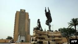 فندق الرشيد. أحد فنادق بغداد الراقية
