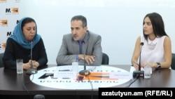 Посол Ирана в Армении Мохаммад Реиси, Ереван, 24 июля 2015 г.