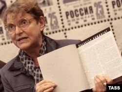 Cветлана Ганнушкина, инсанасул ихтиярал цΙунулей