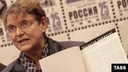 Руководитель комитета «Гражданское содействие» Светлана Ганнушкина