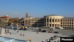 Армения - город Гюмри