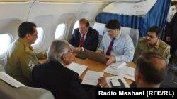 نخستوزیر پاکستان همراه هیئتی، دو هفته پیش از ریاض و تهران دیدا کرد