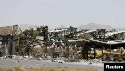 Йемендеги кыйроолор, 29-апрель, 2015.