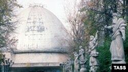 Московский планетарий закрыт на реконструкцию с 1994 года