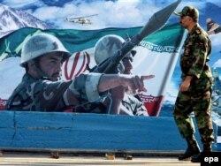Tehranda hərbi parad