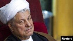 Акбар Рафсанджани участвует в заседании Ассамблеи экспертов. Тегеран, 8 марта 2011 года.
