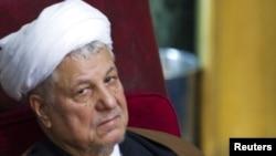 Экс-президент Ирана Акбар Хашеми Рафсанджани