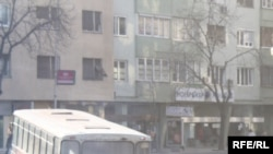 Градски автобус во Скопје