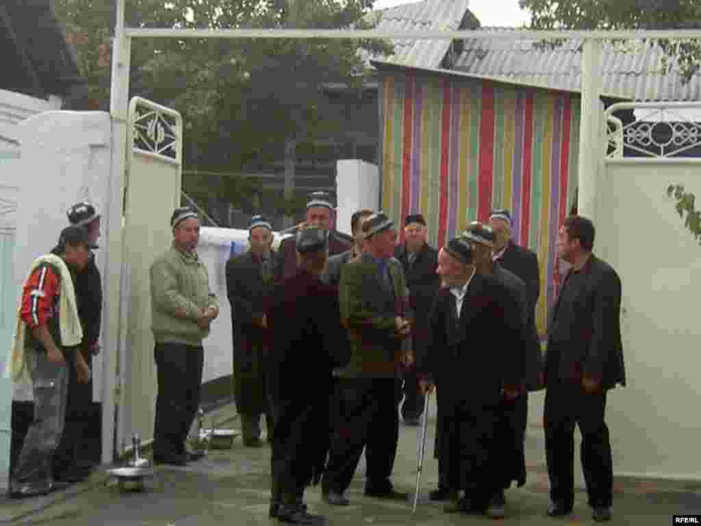 Первая годовщина смерти журналиста, 2008