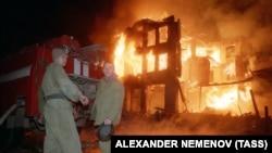 Вайна ў Грозным