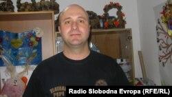 """Дејан Стојановски, педагог во дневниот центар """"Порака Наша"""" ."""