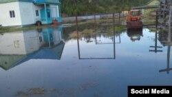 Затопленное чукотское село Илирней