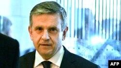 Михайло Зурабов, звільнений 28 липня з посади посла Росії в Україні