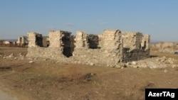 Cəbrayıl rayonunun Cocug Mərcanlı kəndi. Fevral, 2017