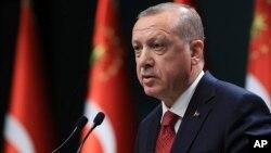 Էրդողան․ Թուրքիան քայլ առ քայլ դառնում է տարածաշրջանի ամենահզոր երկիրը