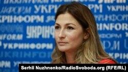 Первый заместитель министра информационной политики УкраиныЭмине Джеппар