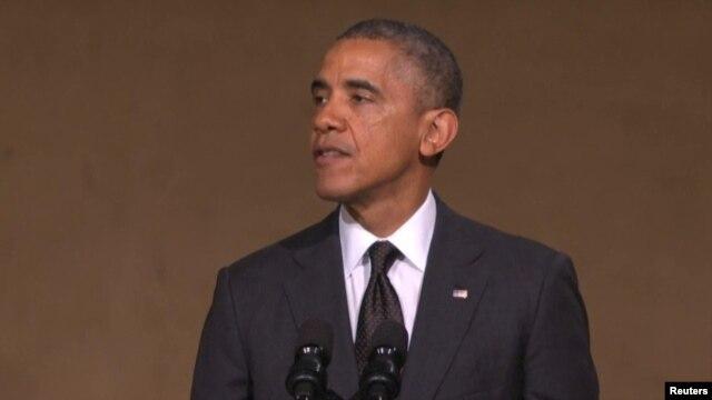 U.S. President Barack Obama (file photo)