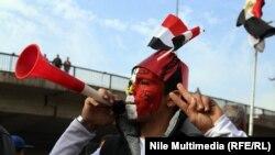 القاهرة 25 كانون2 ميدان التحرير