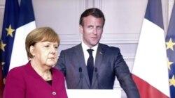 """Președinția germană a UE: """"Mutti"""" Merkel, condamnată să conducă Europa"""