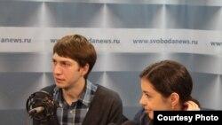 Герман Кичигин и Инна Мартыненко