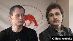 Алег Корбан і Анатоль Лябедзька