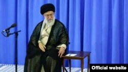 Ali Khamenei - Lideri suprem i Iranit