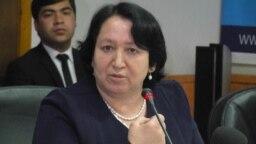Маҳбуба Азимова