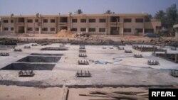مدرسة عراقية قيد الانشاء