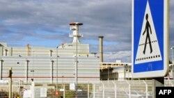 Одна из французских атомных электростанций