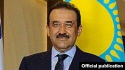 Карим Масимов в бытность премьер-министром Казахстана.