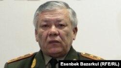 Депутат парламента, генерал-лейтенант Бахытжан Ертаев.