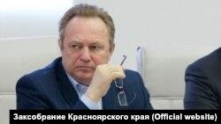 Депутат Заксобрания Красноярского края Юрий Ефимов