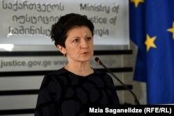 Міністр юстиції Грузії Тея Цулукіані в червні 2015-го заявила, що шанс екстрадувати Саакашвілі з України з правової точки зору вичерпаний
