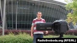 Житель Донецька Микола Сорокін, який веде відеоблог про автомобілі