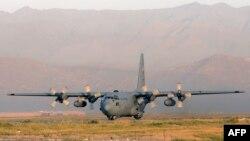 Яке аз ҳавопаймоҳои C-130 Hercules