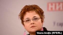 Tamara Skrozza, foto: Vesna Anđić