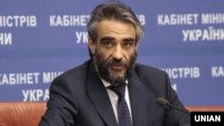 Колишній перший заступник генерального директора «Укрзалізниці» Максим Бланк