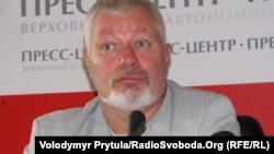 Депутат ВР Криму від Партії регіонів Володимир Кличніков
