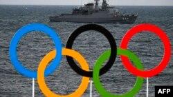 Rio de Žaneiro uoči Olimpijade, avgust 2016.