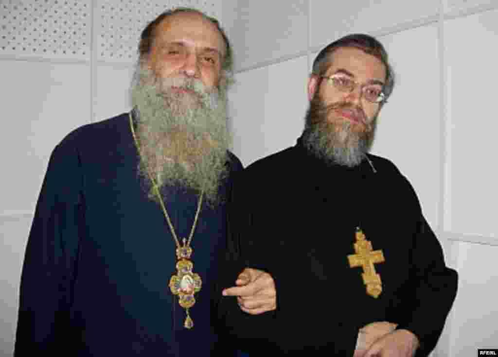 Владыка Истинно Православной Церкви Сергий Саркисов и Яков Кротов