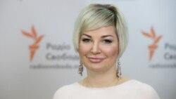 Суботнє інтерв'ю   Марія Максакова співачка, екс-депутат Держдуми Росії