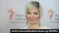 Суботнє інтерв'ю | Марія Максакова співачка, екс-депутат Держдуми Росії