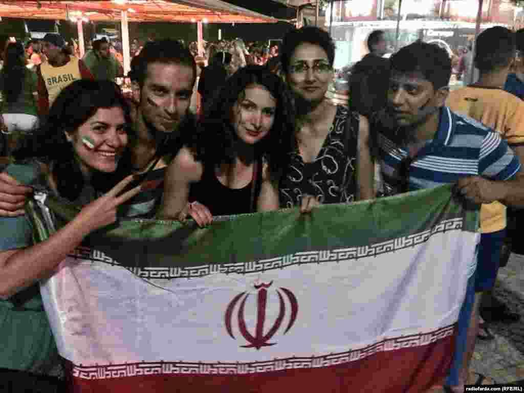 ایرانیها در ریو دو ژانیرو