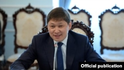 Sapar Isakov (file photo)