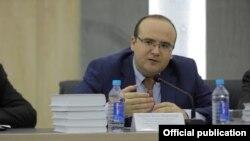 AOKAdirektori birinchi o'rinbosari Dilshod Saidjonov